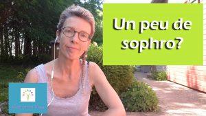 Sophrologie Sophie